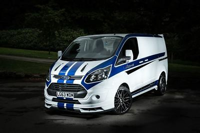 bodykit for ford transit custom van ebay. Black Bedroom Furniture Sets. Home Design Ideas
