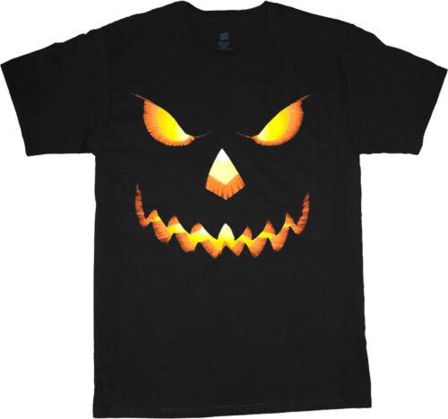 Big and tall t-shirt Halloween costume jack o lantern shirt tall shirts for men