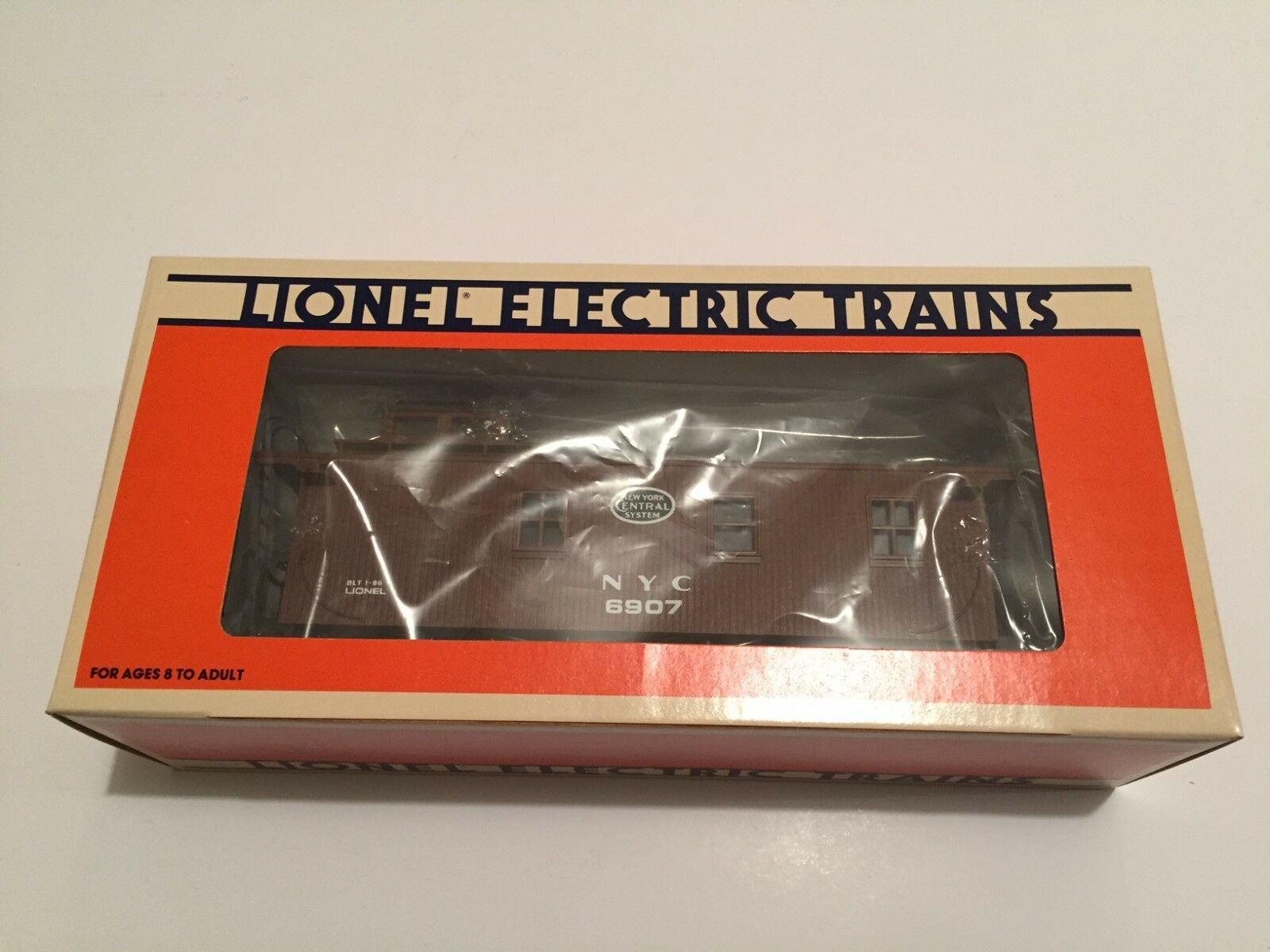 Lionel New York Central Caboose in the original shipping box