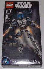 LEGO Star Wars JANGO FETT 75107 Buildable Figure Disney Attack of the Clones