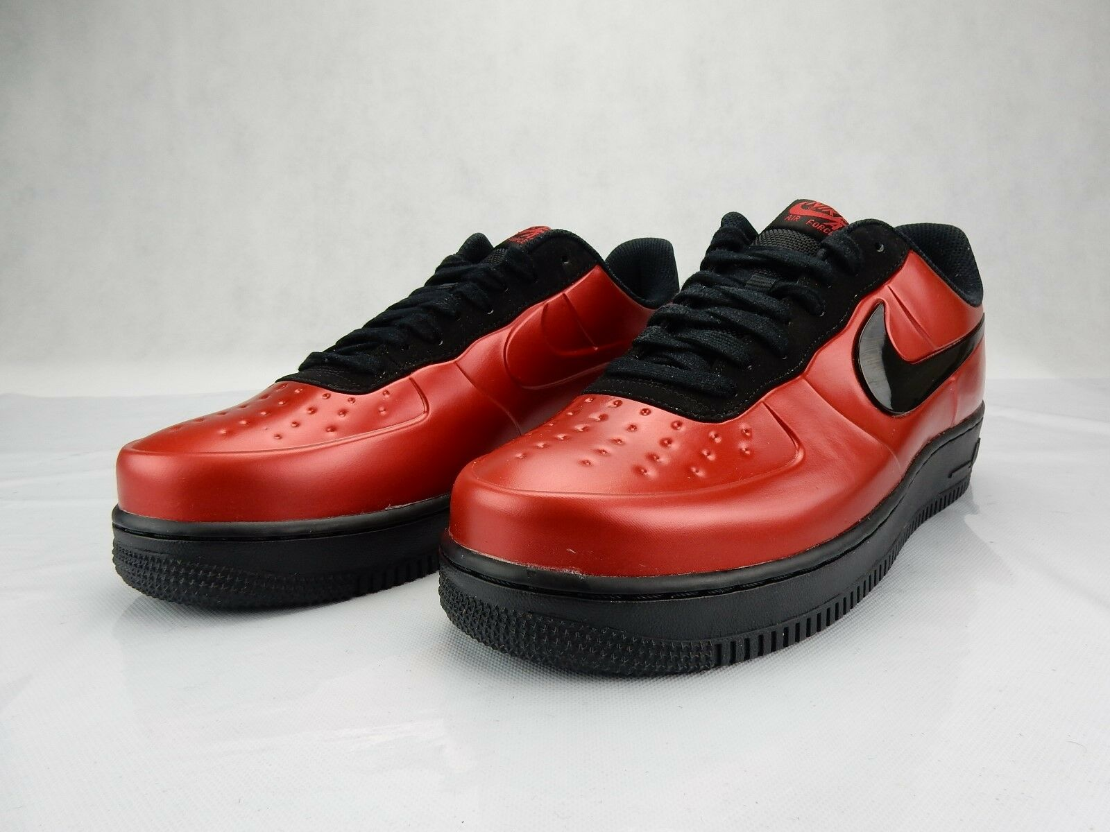 Nike Air Force 1 Foamposite Pro CUP Gym Red AJ3664 601 Mens Size 9 Sneakers s