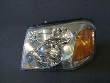 2002-2009 Chevrolet GMC Envoy Left Drivers Side Headlight 40310748