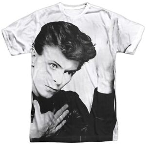 Authentic-David-Bowie-Heroes-Album-Record-Cover-Big-Photo-Picture-T-shirt-top