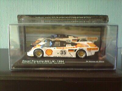 altaya dauer porsche 962 LM n35 le mans 1994 avec ...
