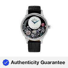 Jaquet Droz Women's Petite Heure Strap Diamond Automatic Watch J005014211