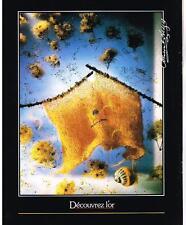 PUBLICITE ADVERTISING  1991   BENSON HEDGES   CIGARETTES découvrez l'Or