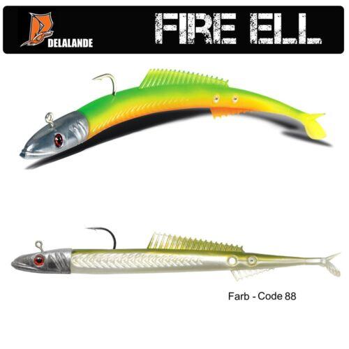 fertig montiert 80g  Farbcode:88 DELALANDE Sandaal Fire Eel