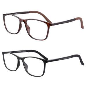 Progressive-Multifocal-Reading-Glasses-Spring-Hinge-Stylish-Readers-2-Pairs