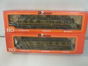 Rivarossi 2932 - 2933 Entraîneurs de 1re classe n ° 15604 et 15933 London Midland