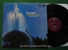 Respighi Fountains Of Rome + Philharmonia Orch Alceo Galliera MFP 2055 LP