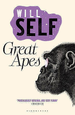 1 of 1 - Great Apes, Self, Will, New Book