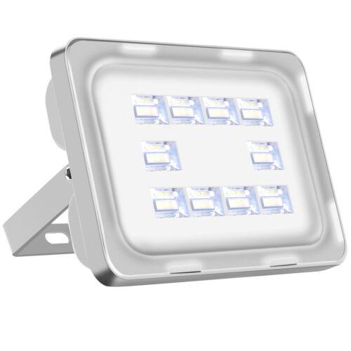 30W LED Strahler Fluter Kaltweiß Flutlicht Außen Scheinwerfer Lampe Licht IP65