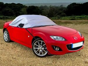 Image Is Loading Mazda Mx5 Mk3 Half Size Car Cover