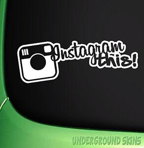 INSTAGRAM-THIS-Funny-Car-Window-Bumper-JDM-VW-DUB-DRIFT-Vinyl-Decal-Sticker