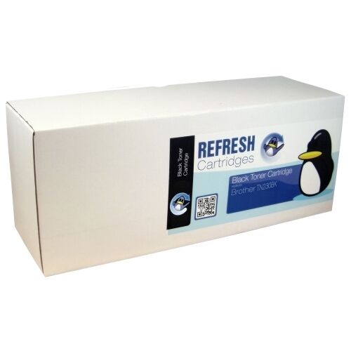 Refresh Kartuschen TN325 B//C//M//Y Toner Kompatibel mit Brother Drucker