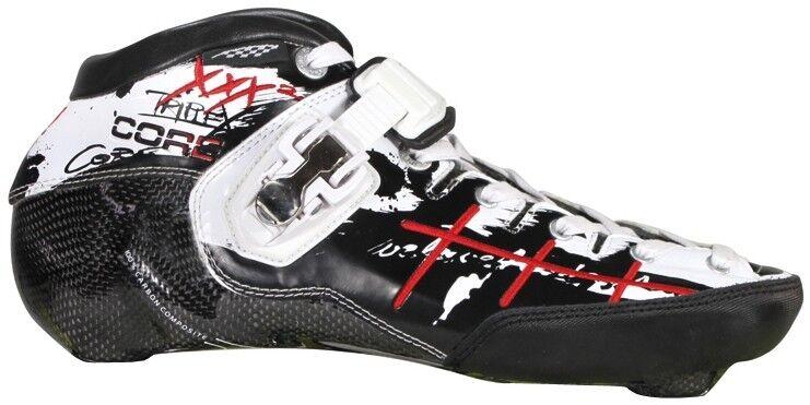 Powerslide Core Triple X 2 Stiefel Speed Speed Stiefel Skate Schuhe 06440c