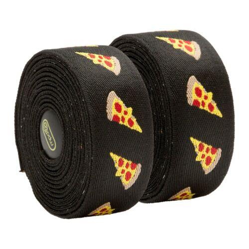 Pizza Wraps Handlebar Bar Tape Black Portland Design Works Yo