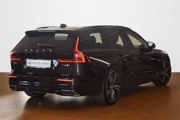 Volvo V60 2,0 T6 310 R-Design aut. AWD - billede 2