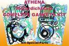 COMPLETO JUNTAS Set KTM EXC EGS MXC 125 2002-2005 Gasket engine cilindro MOTOR