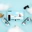 miniature 1 - GeekShare Nebula Cat Nintendo Switch Protective Case Game Accessories TPU Cover