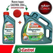 OLIO MOTORE Castrol MAGNATEC 10W-40 B4(5 litri) per motori diesel