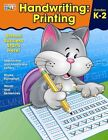 Handwriting: Printing Workbook by Brighter Child (Paperback / softback, 2015)