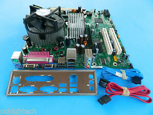 Intel-D66165-502-LGA775-Dual-Core-1-8GHZ-Motherboard-w-1-SATA-I-O-Heat-S-Fan