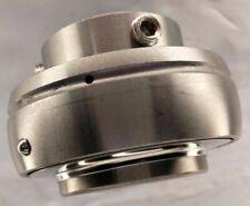 Metric 20mm Bore Premium SUC204-20mm Stainless Steel Insert Bearing UC204