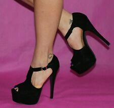 scarpe alte donna tacco alto TULIPANO 36-37-38-39-40 decoltè sandalo tronchetti