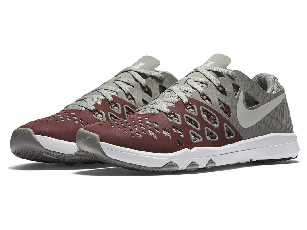 **ROLL TIDE!** Nike Speed Train 4 Alabama Week Zero AMP Free