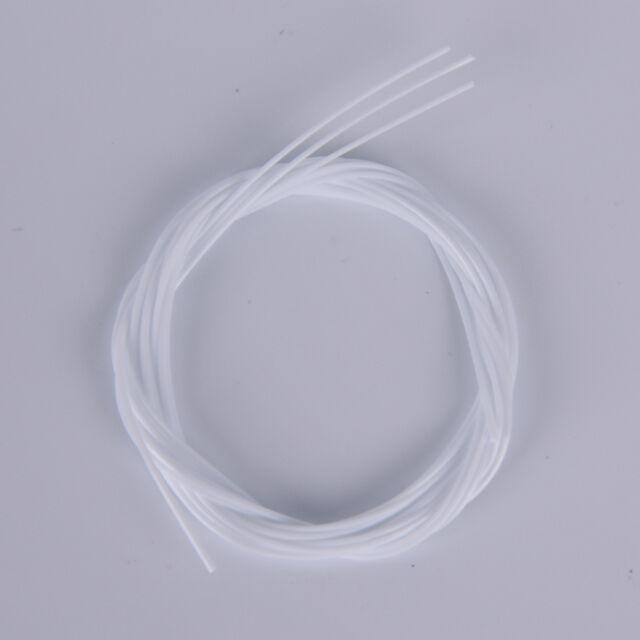 4Pcs Nylon white Strings Gauge Set For Ukulele Classical Guitar Acoustic BDAU