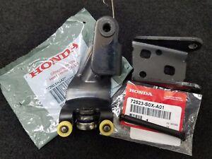 Genuine Honda Odyssey Left Power Sliding Door Center Hinge Kit 05 10 Ebay