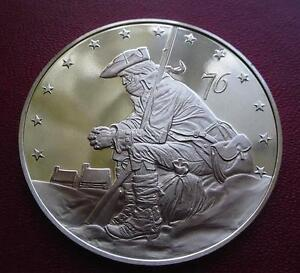 PENNSYLVANIA-Official-Sterling-Silver-Bicentennial-PROOF-Medal