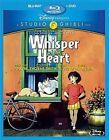 Whisper of The Heart 2pc W DVD Blu-ray Region 1 786936820164