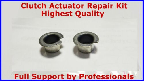 Toyota Clutch Actuator Repair Kit Teflon Bushing 2pcs P0810 Corolla Auris Verso