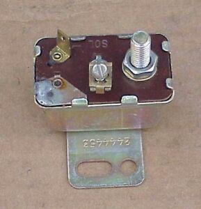 1965-66-67-68-69-NOS-MoPar-STARTER-RELAY-4-SPEED-Charger-R-T-Cuda-GTX-Runner-300