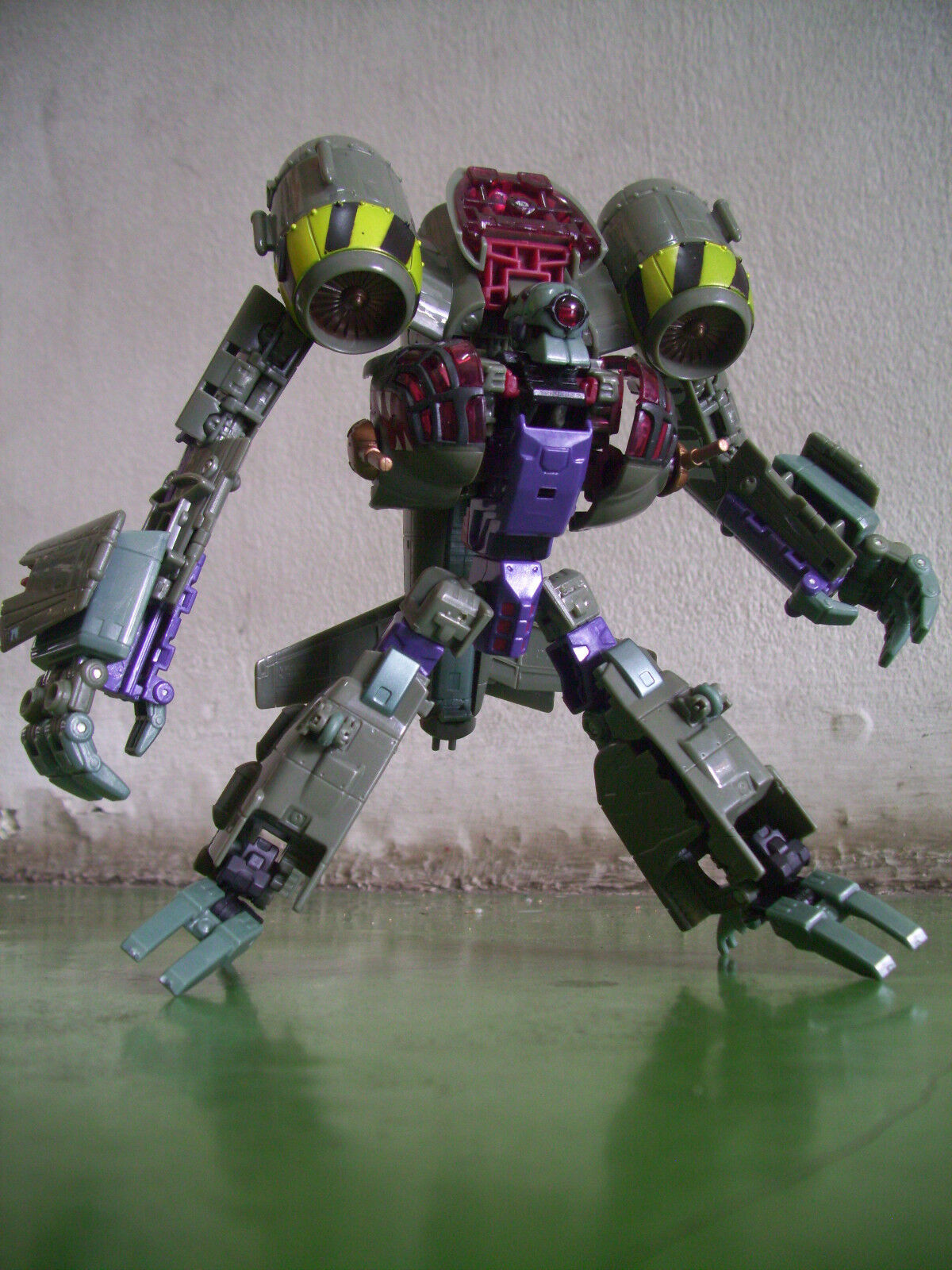 Transformers Reveal The Shield RTS Lugnut