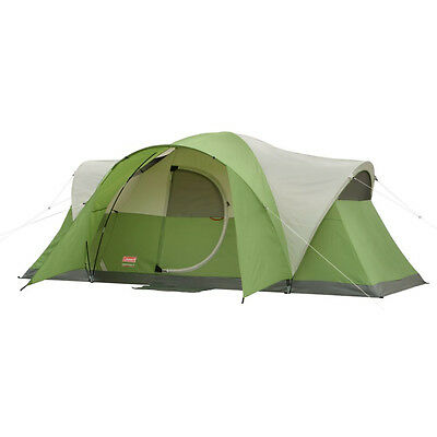 Coleman Montana 6 Person Tent - 7' x 12'