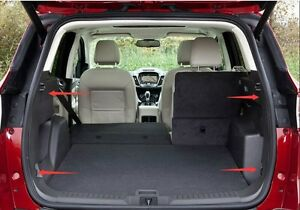ENVELOPE STYLE REAR TRUNK CARGO NET FOR FORD EXPLORER 2011-2016 12 13 14 15