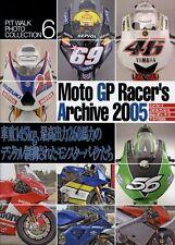 [BOOK] Moto GP Racer Archive 2005 Yamaha YZR-M1 Honda RC211V DUCATI DESMOSEDECI