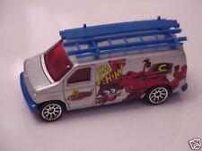 Fairly Odd Parents * Ford Van * Promotional Matchbox
