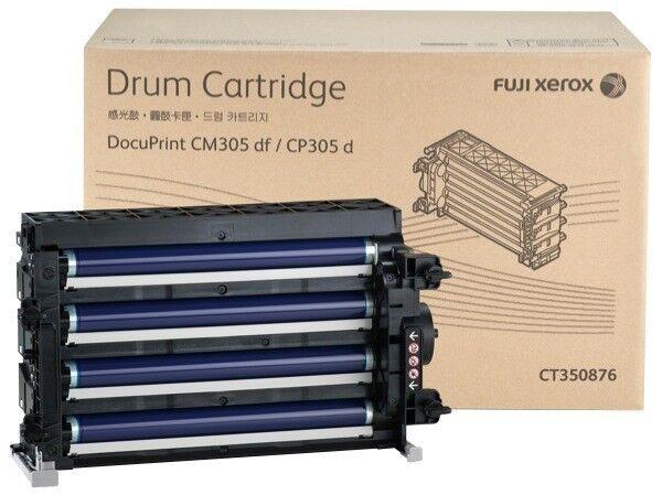 Xerox Genuine CT350876 DRUM Unit For CM305D CM305DF CP305D - 20,000 Pages