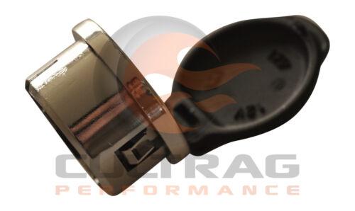 2007-2013 GMC Sierra Genuine GM Chrome Power Outlet Cover 20983936