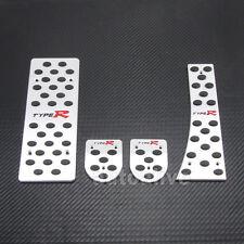 MT Foot Rest Type-R Pedals for Honda Civic 06-11 07 08 FD1 FD2 FA1 FG1 FG2 FA5