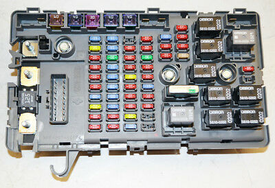 Genuine GM 12191376 Battery Positive Cable Junction Block
