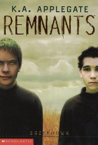Breakdown (Remnants, 6) by Applegate, K.A.