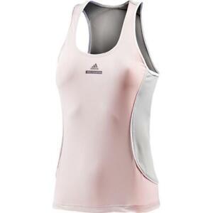 ADIDAS-by-STELLA-McCARTNEY-Roland-Garros-CANOTTA-shirt-serbatoio-TENNIS-ROSA-NUOVO