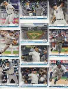 2019-Topps-Series-1-New-York-Yankees-Team-Set-Gray-Torrez-Andujar-Aaron-Judge-15