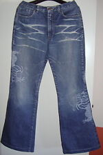 REPLAY BLUE DRAGON  DENIM JEANS size 31
