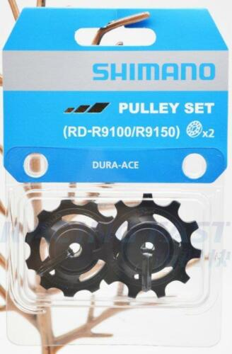 Shimano 11spd Dura-Ace Jockey Wheels Pulley Set RD-R9100 9150 Y5ZR98010